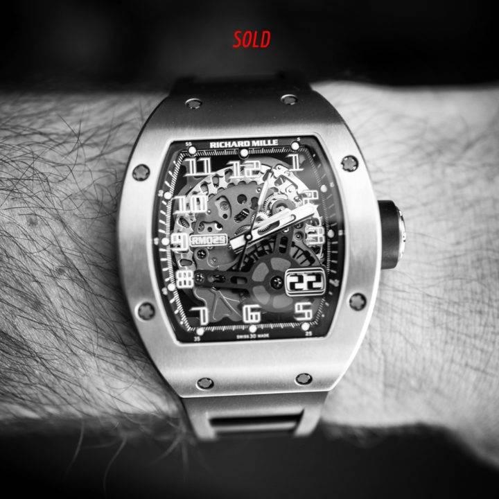 RM029 Titanium