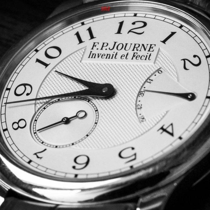 Chronometre Souverain Platinum