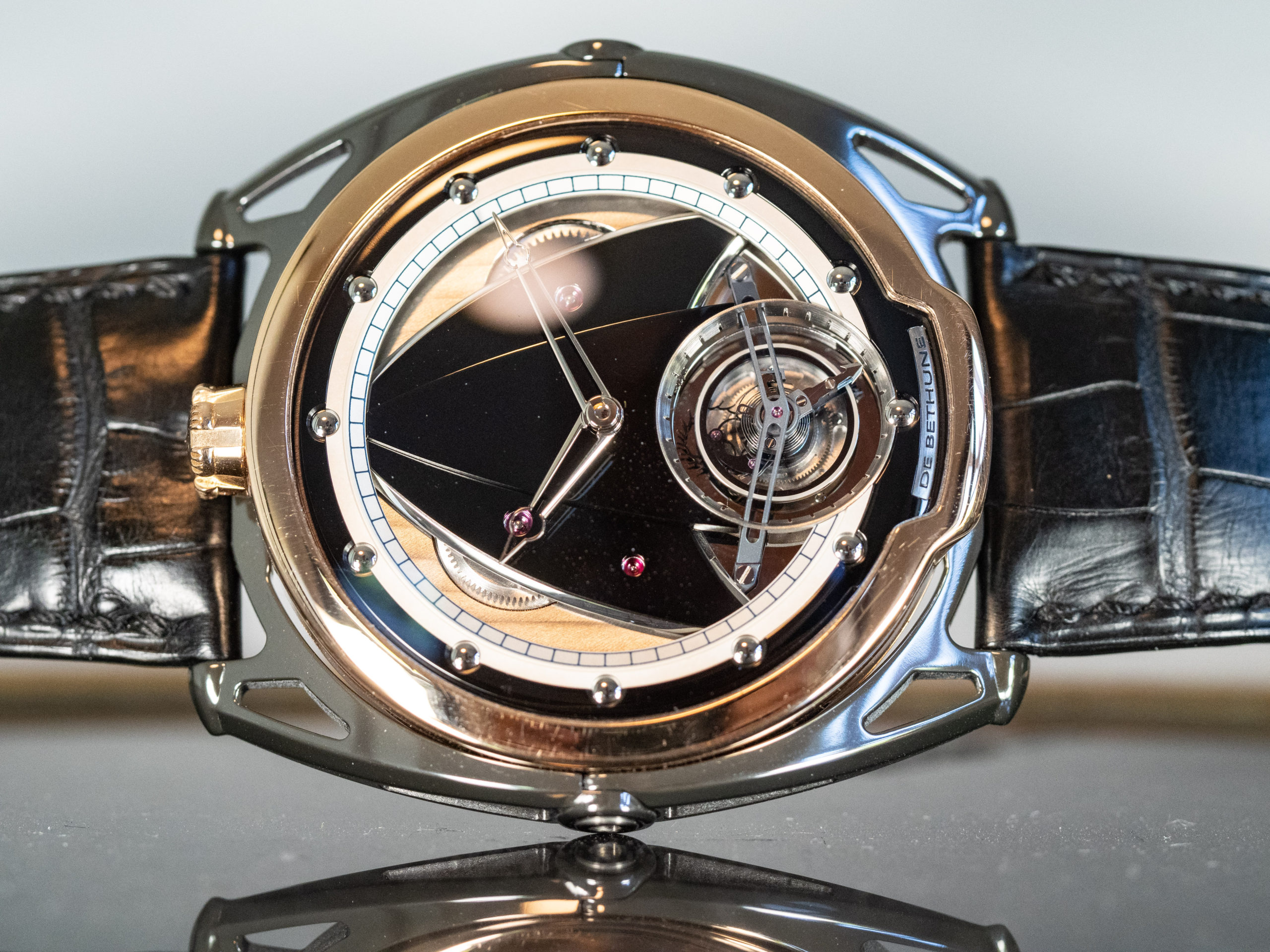 DB28T Tourbillon