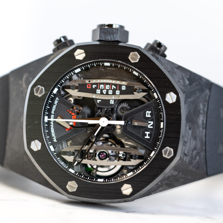 Carbon Concept Tourbillon