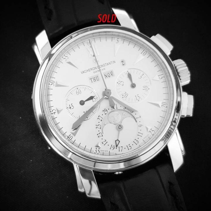 Malte Perpetual Chronograph
