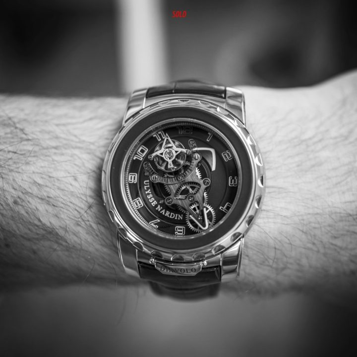 Freak Diavolo Tourbillon