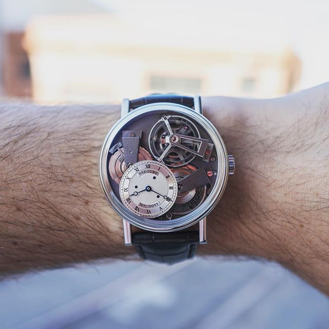 Tradition Tourbillon with Fusee