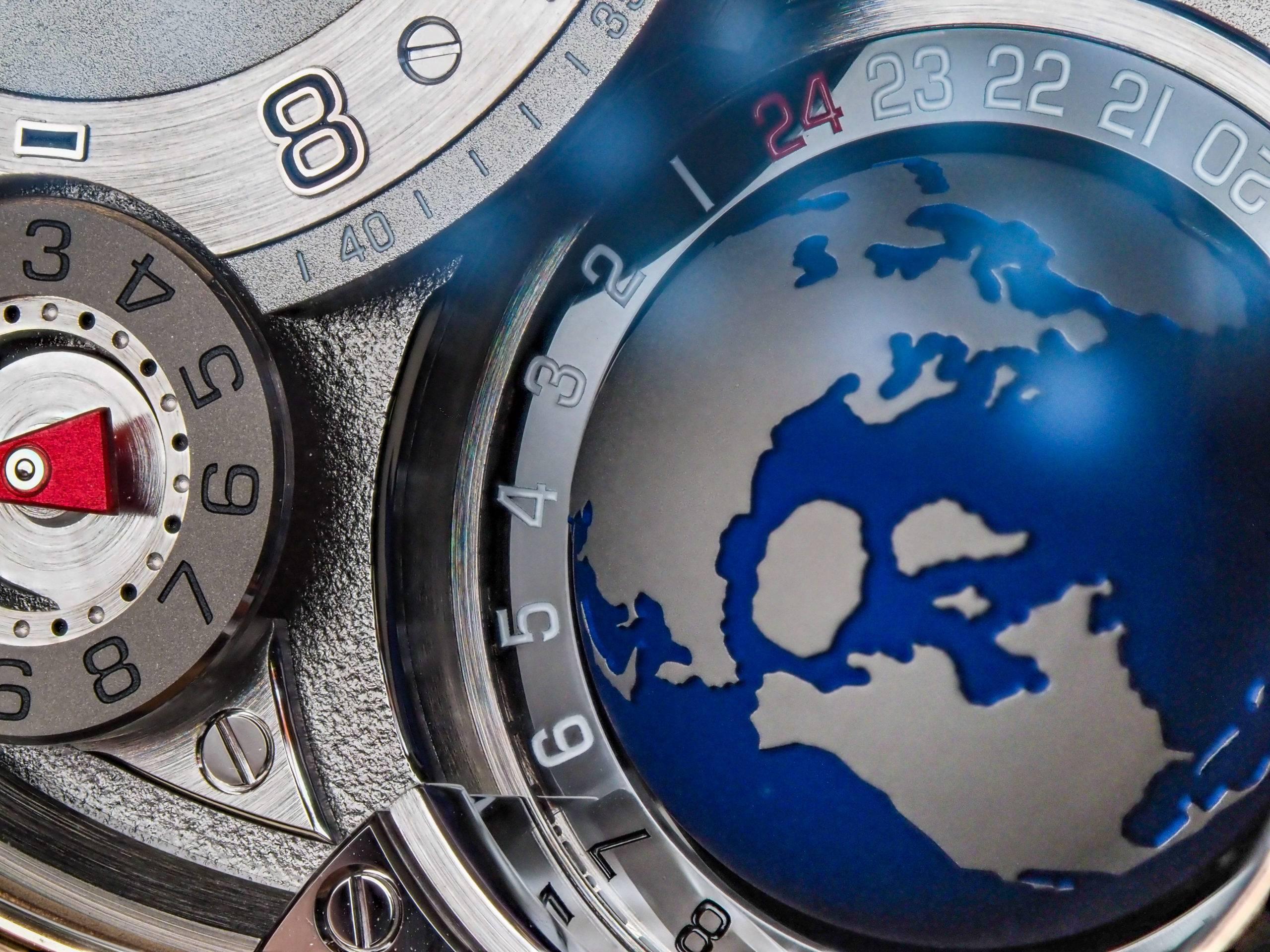 Greubel Forsey GMT Macro Globe