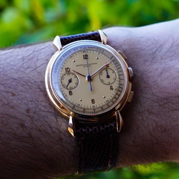 4178 Vintage Chronograph Pink/Pink Pulsations