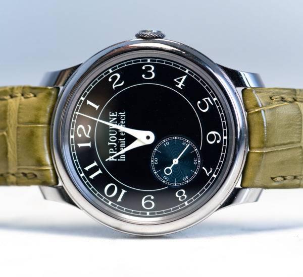 FP Journe Chronometre Bleu