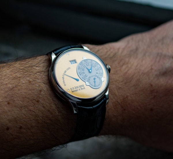 Early FP Journe dial