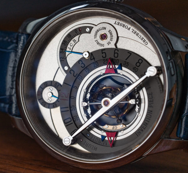 Greubel Forsey Invention Piece 1 IP1