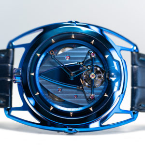 De Bethune DB28 Kind of Blue