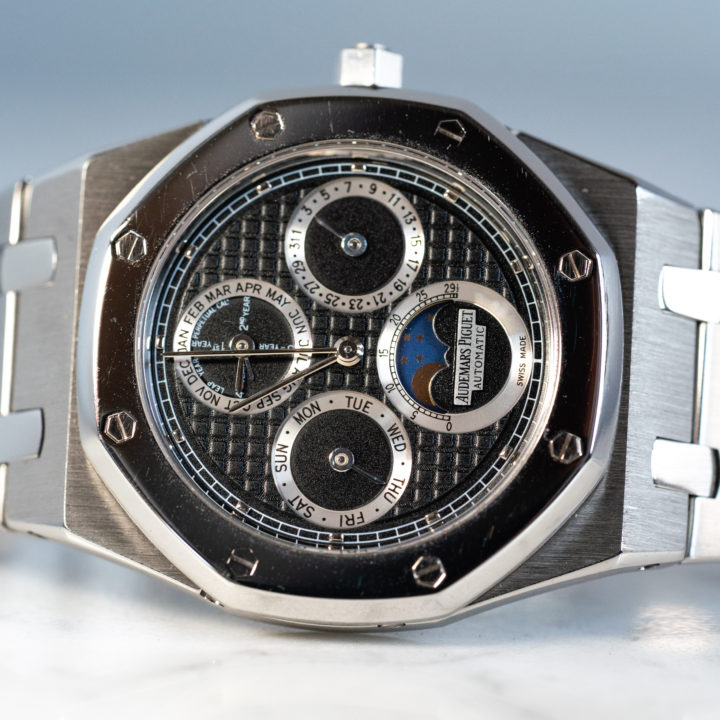 Royal Oak Perpetual Platinum/steel