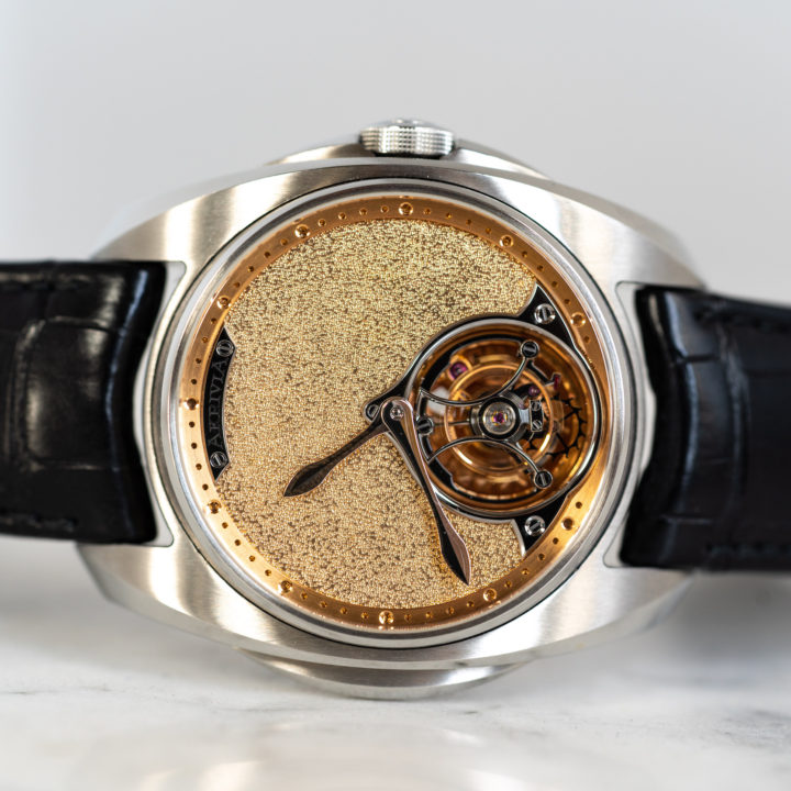 AK02 Tourbillon Unique Piece