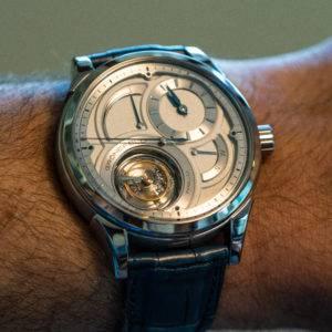 Gronefeld Parallax Tourbillon Wrist