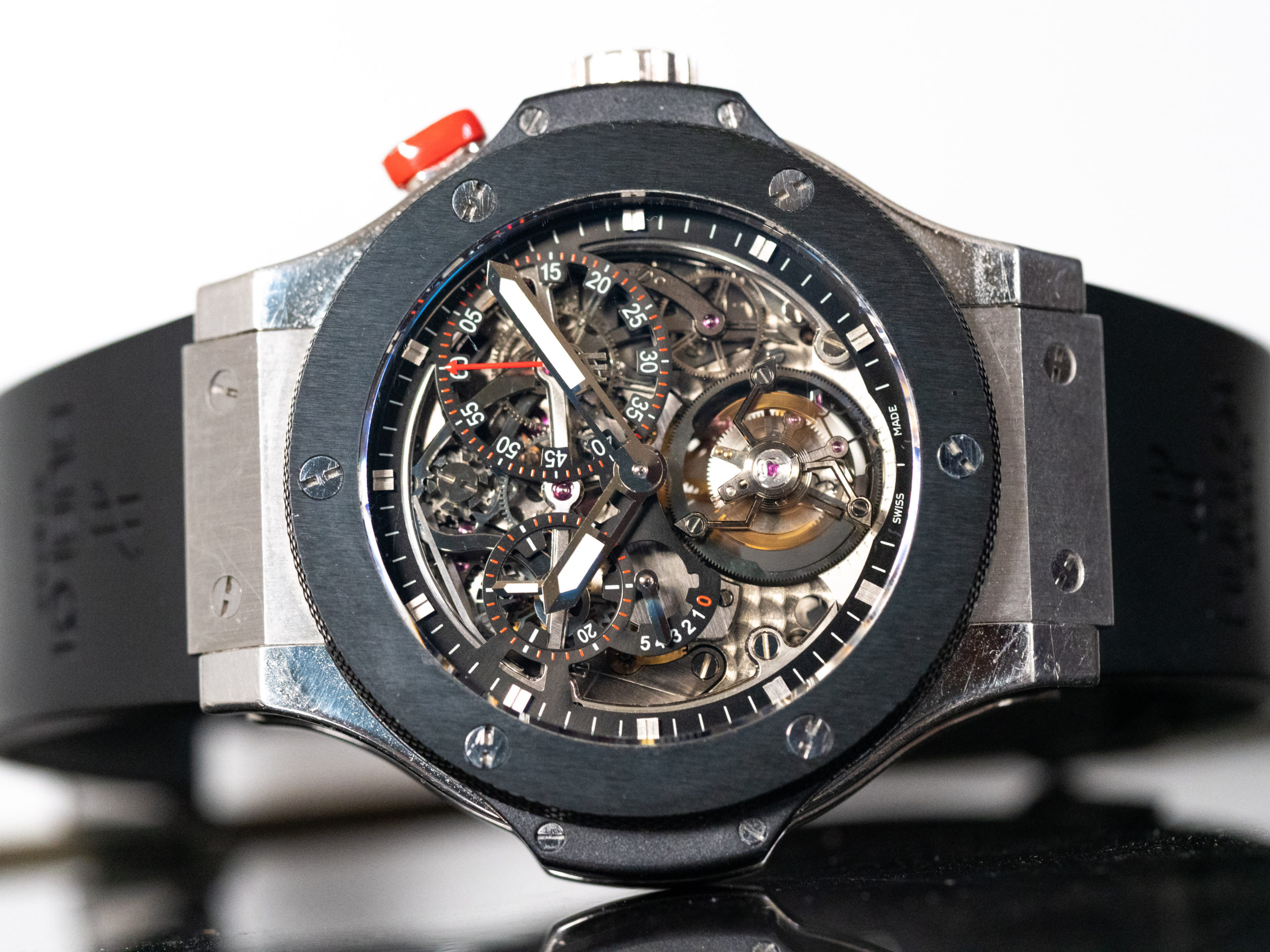 Big Bang Tourbillon Monopusher Chrono