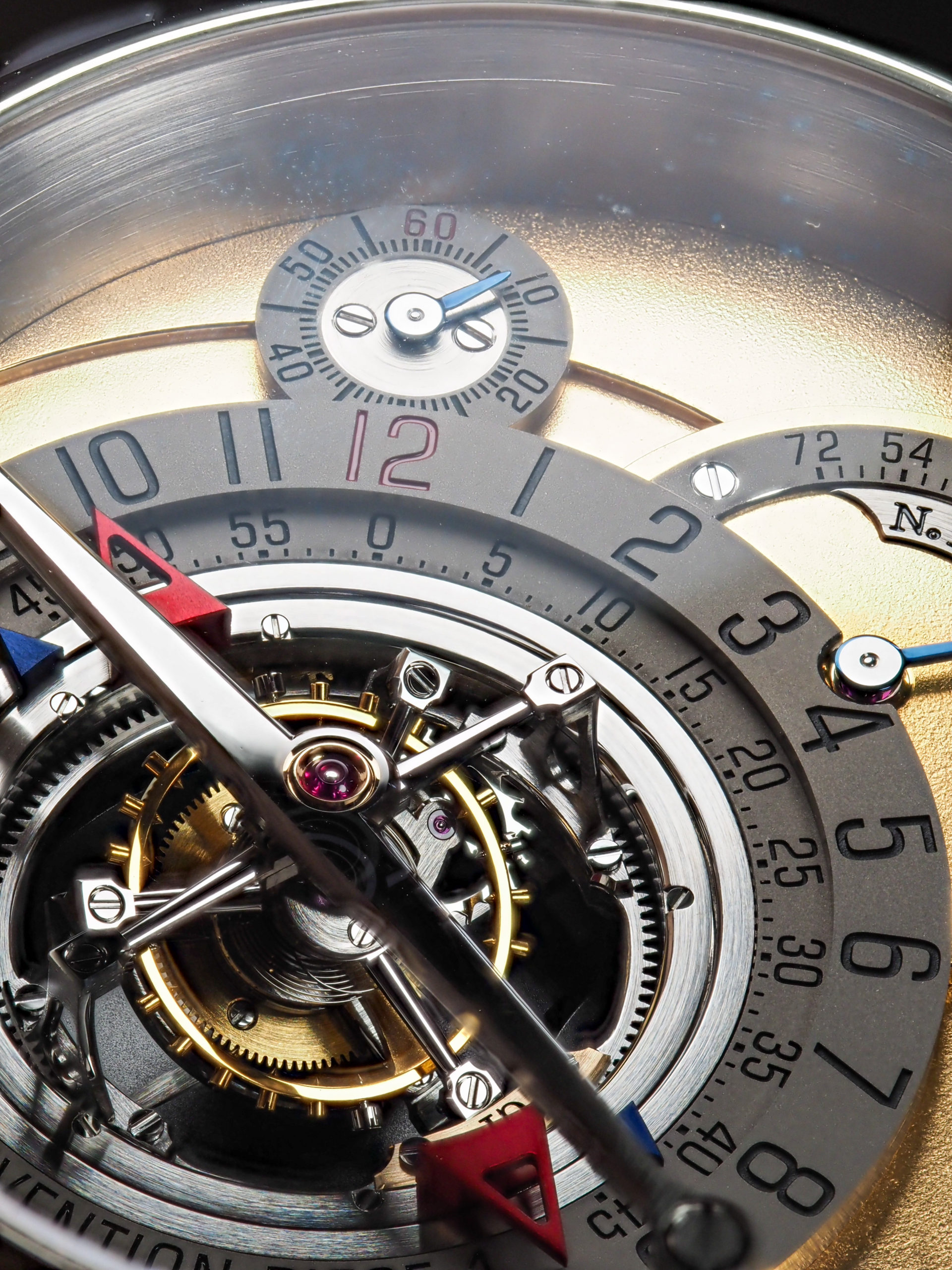 Greubel Forsey Invention Piece 1 IP1 Double Tourbillon