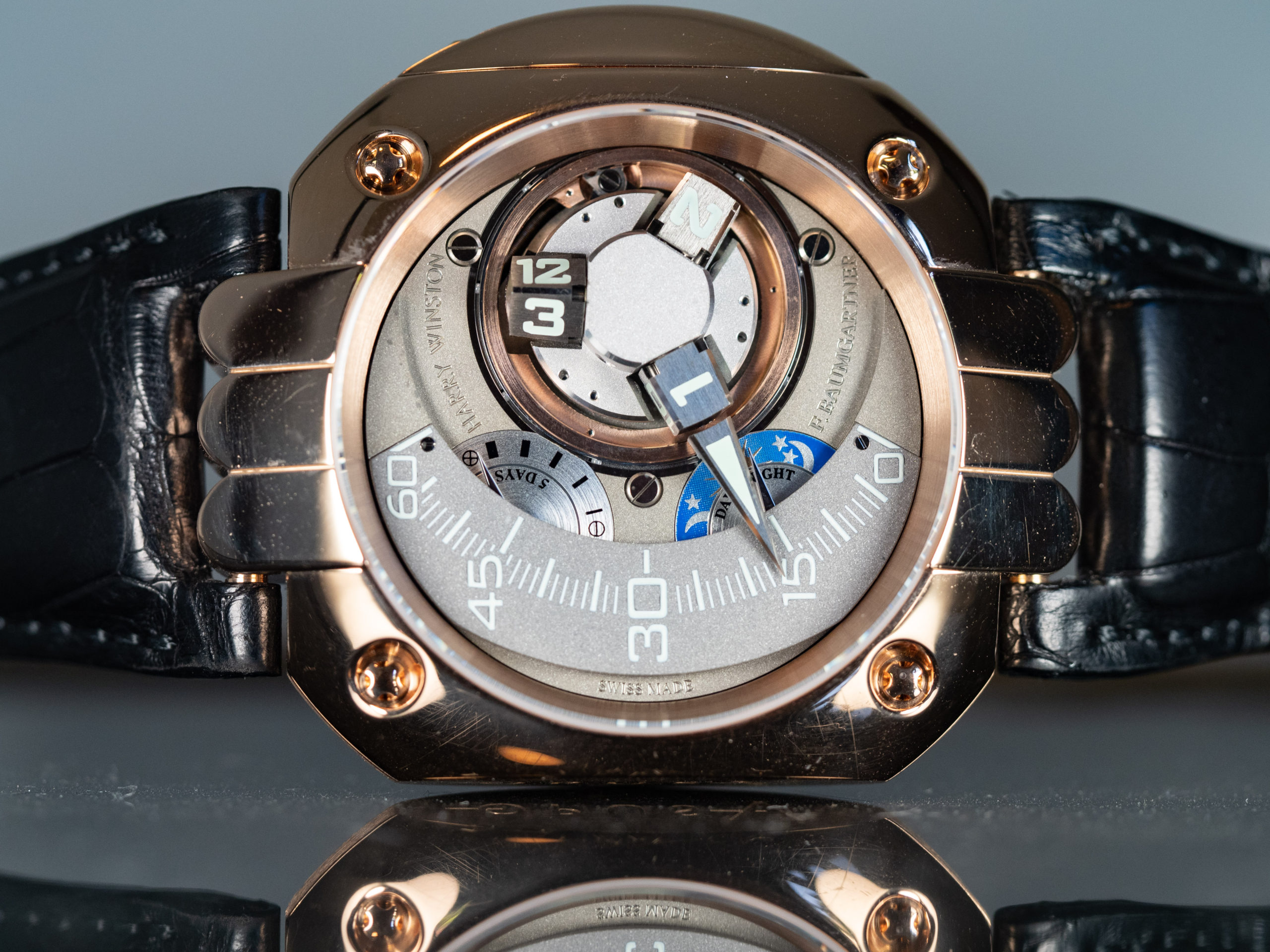 Opus V Rose Gold