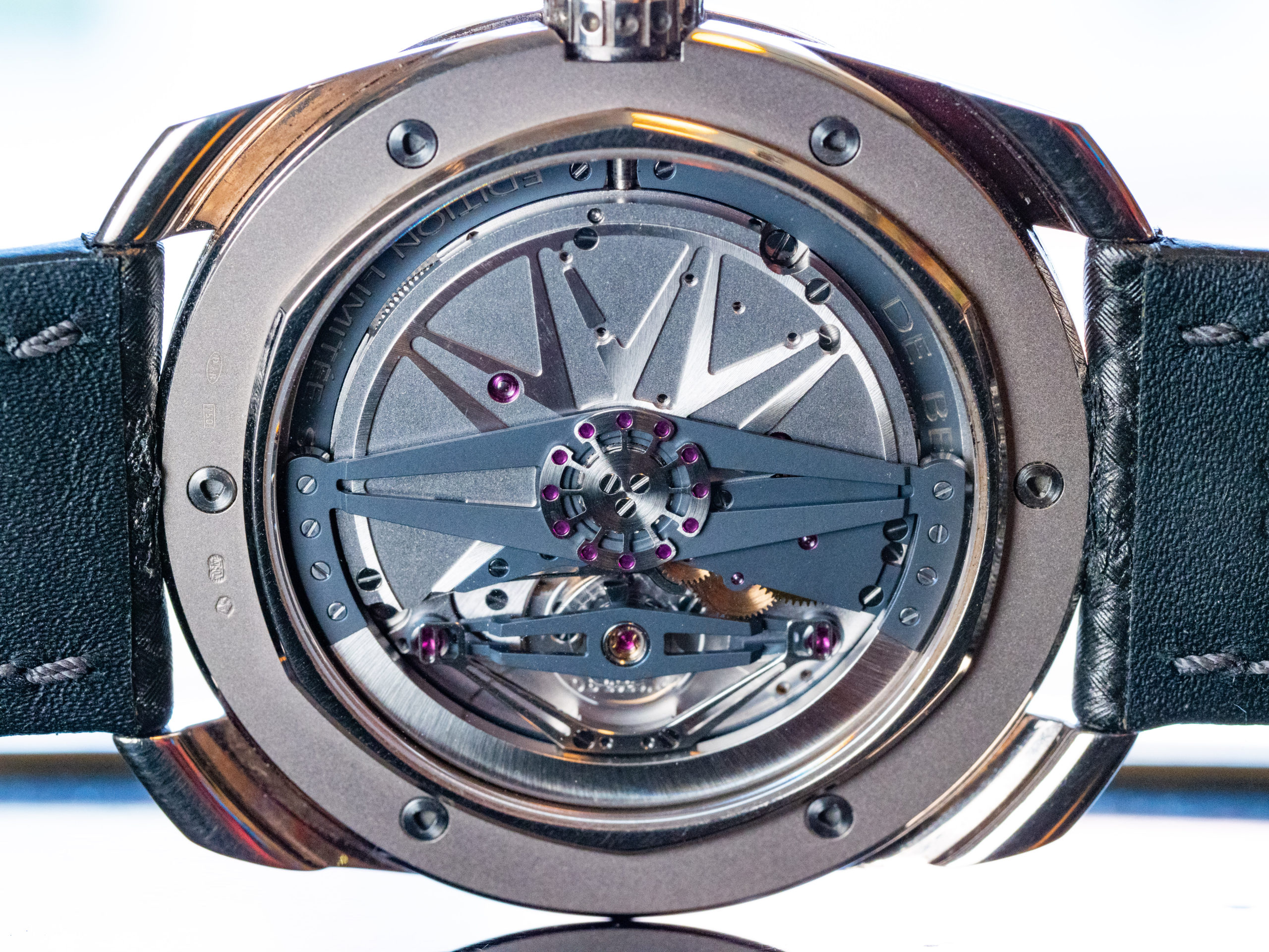 De Bethune DB22 Movement